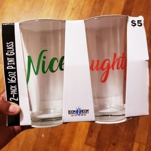 Other - Christmas Drinking Glasses